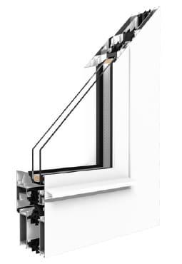 Profil okna MB70 Drutex