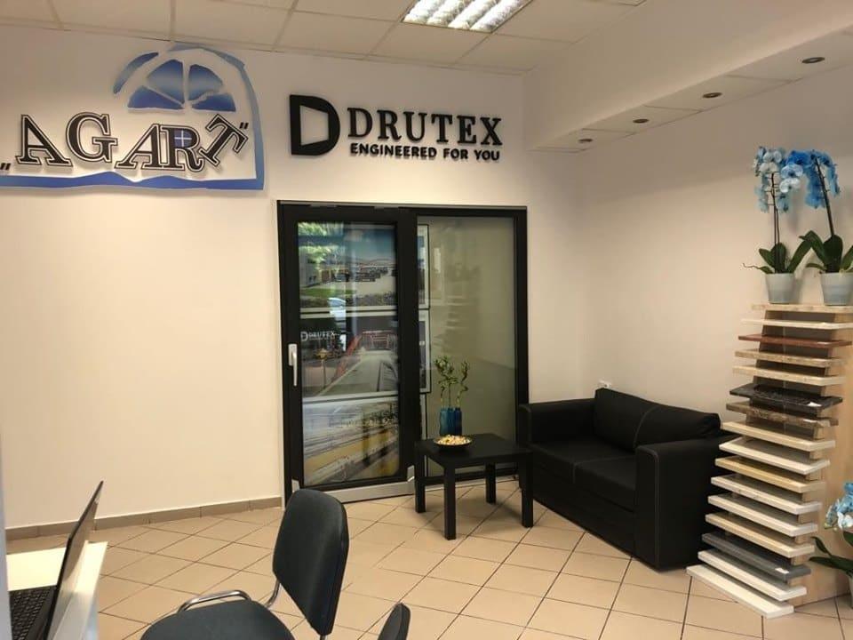 Agart - dostawca okien Drutex, drzwi, rolet i parapetów Warszawa